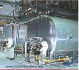 Промышленный котел Condor тип HW