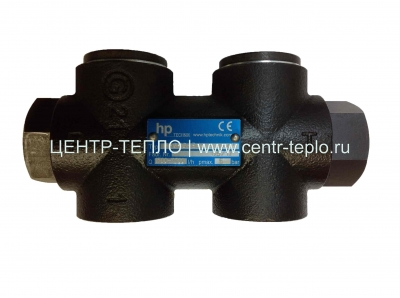 Клапан регулировки давления B-GHG G 1 1/4 1500-8800 л/ч 1-6 бар, степень давления 2
