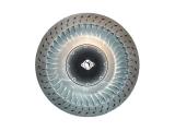Колесо вентиляторное TS-S 348х104,5 S1 50Гц, синее Weishaupt
