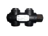 Клапан регулировки давления B-GH-E/2 G 3/4 300-2000 л/ч, 1-6 бар, степень давления 2